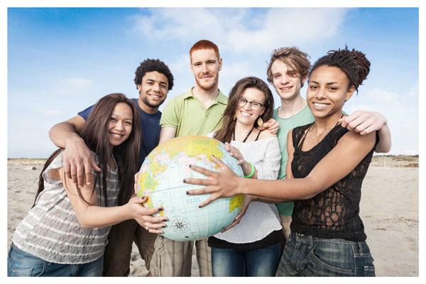 Neue kulturen kennenlernen englisch